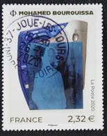 France 2020-Mohamed Bourouisa Oblitéré - Gebraucht