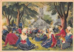 PLOUGASTEL DAOULAS  - LOT De 10 Cartes Signées CHARLES HOMUALK - Plougastel-Daoulas