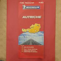CARTE MICHELIN AUTRICHE - Roadmaps