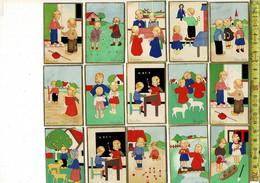 FANT 694 - PENNYLESS - SERIE 150 - 15 CROMOS - Andachtsbilder