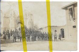 62 PAS DE CALAIS MONCHY LE PREUX Canton ARRAS  CARTE PHOTO ALLEMANDE MILITARIA 1914/1918 WK1 WW1 - Otros Municipios