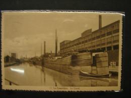FD. 50. La Louvière.  Le Canal - La Louvière
