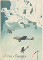 Aviazione - Scuola Foggia - - 1939-1945: 2a Guerra