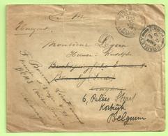 Brief (Aix-le-Chapelle) Stempel PMB Op 10/8/19 Naar BRAMLEY (B87) - Military Post