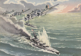 Aviazione - Arma Aeronautica - Aeroporto N° 802 Posta Militare 3450 - - 1939-1945: II Guerra