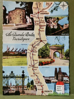 Les Grands Routes Touristiques, Metz, Sierck, Thionville.... - Unclassified