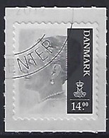 Denmark  2012  Queen Margarethe II  14 Kr. (o) Mi.1686 - Usati