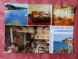 Dep 29 , Cpm L'ABERWRAC'H En LANDEDA , R.647 , Hotel Restaurant De La Baie Des Anges  , Multivues (29.1.479) - Altri Comuni