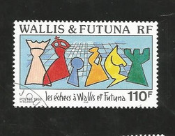 492  Les échecs à Wllis   (clacamerou28) - Unclassified