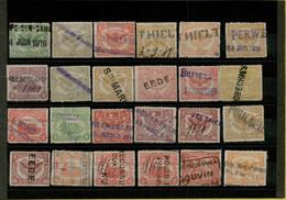 VA-3301  Noodstempels   WO I  Periode 1918-1919 - 1915-1921