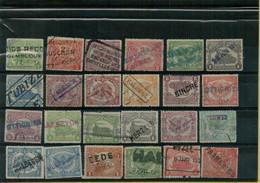 VA-3302  Noodstempels   WO I  Periode 1918-1919 - 1915-1921
