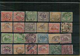 VA-3303  Noodstempels   WO I  Periode 1918-1919 - 1915-1921