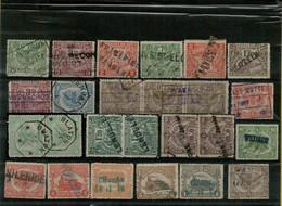 VA-3304  Noodstempels   WO I  Periode 1918-1919 - 1915-1921