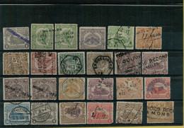 VA-3305  Noodstempels   WO I  Periode 1918-1919 - 1915-1921