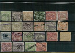 VA-3308  Noodstempels   WO I  Periode 1918-1919 - 1915-1921
