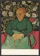 PV143/ VAN GOGH, *La Berceuse*, Otterlo, Rijksmuseum Kröller-Müller - Schilderijen