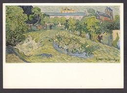 PV162/ VAN GOGH, *Le Jardin De Daubigny*, Basel, Kunstmuseum - Schilderijen