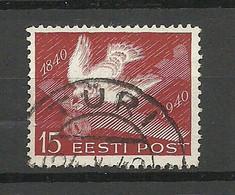 Estland Estonia 1940 O TÜRI Michel 162 - Estland