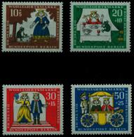 BERLIN 1966 Nr 295-298 Postfrisch S8012E2 - Nuovi