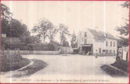 Dépt 91 - BRUNOY - Les Bosserons - Le Restaurant Gigaroff, Près La Forêt De Sénart - Brunoy
