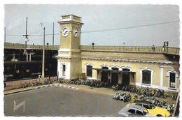 91)  JUVISY   Sur  ORGE  - La Gare - Juvisy-sur-Orge