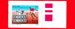 Nuovo - MNH - ITALIA - 2016 - 40 Anni Della Vittoria Dell'Italia In Coppa Davis - Coppa Davis E Tennista - 0,95 - 2011-20: Nieuw/plakker