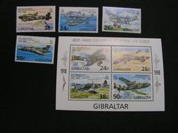 Gib Lot ** MNH - Gibraltar