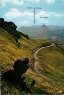 CPSM La Route Du Puy Mary à Mandailles  L99 - Non Classés