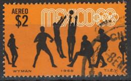 Mexico 1968. Mi.Nr. 1269, Used O - Mexiko