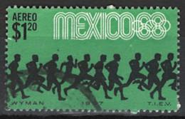 Mexico 1967. Mi.Nr. 1242, Used O - Mexiko