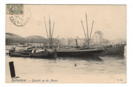 PAYS BAS - ROTTERDAM  Le Port, Pionnière - Rotterdam