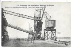 Zeebrugge - Compagnie Des Installations Maritimes De Bruges..... - Zeebrugge