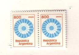 ARGENTINE 1980/81  COURANT  YVERT N°1239 NEUF MNH** - Ungebraucht