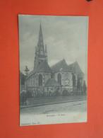 Ypres - Ieper - Yper   Boesinghe  De Kerk        Callewaert Nr. 153     ( 2 Scans ) - Ieper
