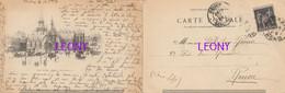 CPA De ROUBAIX (59) - EGLISE SAINT MARTIN - CARTE PRECURSEUR 1899 - Roubaix