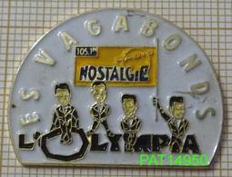 LES VAGABONDS à L' OLYMPIA  Avec RADIO NOSTALGIE GROUPE FRANCAIS - Musica