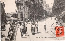ALGER -  RUE DUMONT D'URVILLE - Algiers
