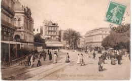 ALGER -  LA PLACE DE LA REPUBLIQUE - Algiers