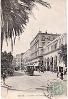 ALGER -  LA PLACE DU GOUVERNEMENT - Algiers