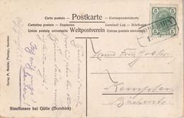 AUTRICHE CARTE POSTALE DE DORNBIRN - Covers & Documents