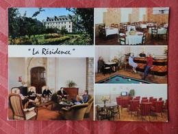 """Dep 29 , Cpm QUIMPER , Maison De Retraite """"La RESIDENCE"""" , 29000/65  , Multivues (29.1.575) - Quimper"""
