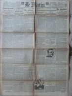 Journal Le Matin (17 Juillet 1917) Front Belge - As Belge E Thieffry - Crise à Berlin - Victoires Russes - Andere