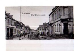 67 BRUMATH Die Weststrasse - Brumath