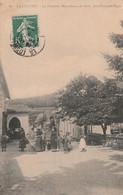 LA LOUVESC - 19 - Fontaine Miraculeuse - 1912 - La Louvesc