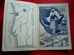 QSL CARD - PORTUGAL - ESPINHO - 1951 (QSL#1305) - Radio Amateur