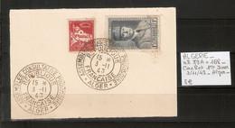 ALGERIE  N° 79A Et 168   CACHET 1er JOUR ASSEMBLEE CONSULTATIVE PROVISOIRE  3/11/1943 - Non Classificati