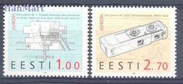 Estonia 1994 Mi 233-234 MNH ( ZE3 EST233-234 ) - Estonia