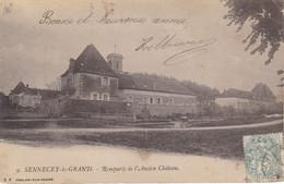 Saône-et-Loire - Sennecey-le-Grand - Rempart De L'ancien Château - Chalon Sur Saone