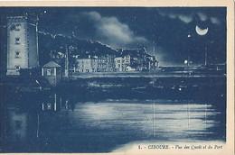 CIBOURE Le Port La Nuit - Ciboure