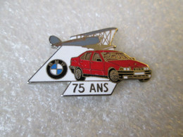 PIN'S    BMW  75 ANS   SERIE 3 E 36  Email Grand Feu  DEMONS ET MERVEILLES - BMW